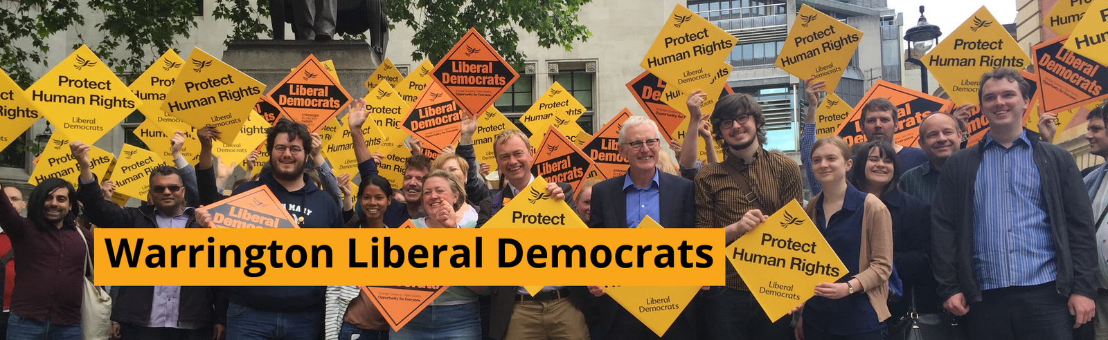 Warrington Liberal Democrats