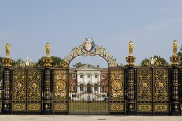 Gate at Warrington Council Bldg